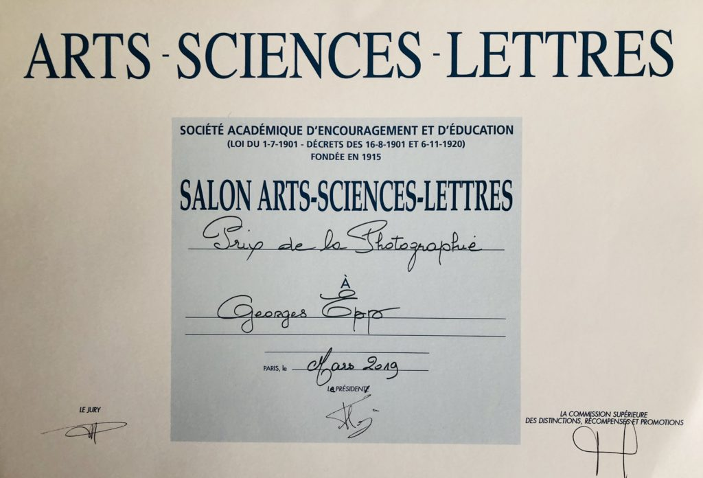 Prix de la Photographie ARTS_SCIENCES_LETTRES